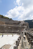 Ephesus ancient site, Turkey Royalty Free Stock Photography