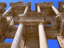 Ephesus antico della città Fotografia Stock