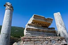 ephesus antykwarskie ruiny Zdjęcie Royalty Free