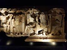 Ephesus archeological museum stock images