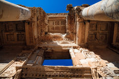 Ephesus architecture Royalty Free Stock Photo