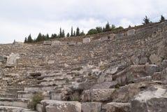 Ephesus city ruins Stock Photos
