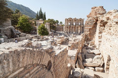 Ephesus City View Stock Image