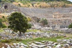 Ephesus in der Türkei Lizenzfreie Stockbilder