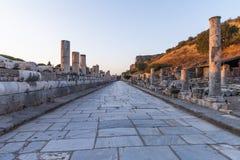 Ephesus, die Türkei Mythologie, Bogen lizenzfreies stockbild