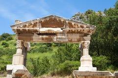 ephesus fontanny trajan indyk Obraz Stock