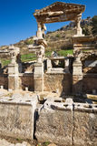 Ephesus, Fountain Royalty Free Stock Photography