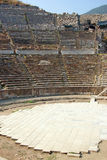 Ephesus großes Theater Lizenzfreie Stockfotografie