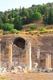 Ephesus: Historical Architecture Royalty Free Stock Photos