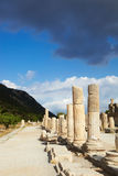 Ephesus i Turkiet Royaltyfri Fotografi