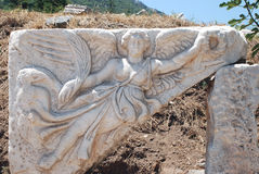 Ephesus, Izmir, Turkey, Middle East. Part of Ephesus, Izmir, Turkey, Middle East Stock Photo