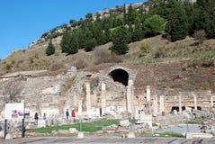 Ephesus, Izmir, Turkey, Middle East Royalty Free Stock Photo