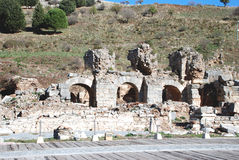 Ephesus, Izmir, Turkey, Middle East Royalty Free Stock Image