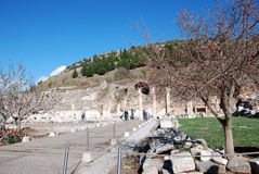 Ephesus, Izmir, Turkey, Middle East Royalty Free Stock Images