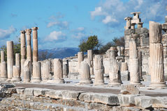 Ephesus, Izmir, Turkey, Middle East Royalty Free Stock Image
