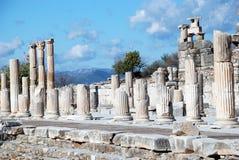 Ephesus, Izmir, Turkey, Middle East Stock Photography