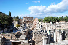 Ephesus, Izmir, Turquia, Médio Oriente Imagens de Stock Royalty Free