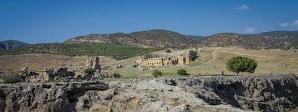 Ephesus krajobraz Obraz Stock