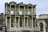 Ephesus Library building Royalty Free Stock Image
