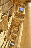 Ephesus Library of Celsus Royalty Free Stock Photo