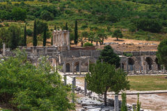 Ephesus, Observation Platform Stock Photography
