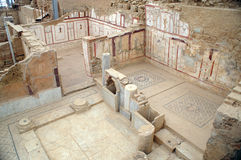 Ephesus painting Royalty Free Stock Photo