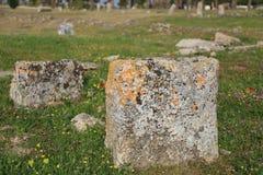 Ephesus relics Stock Image