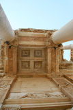 Ephesus ruin Royalty Free Stock Photo