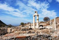 Ephesus Ruins Royalty Free Stock Image