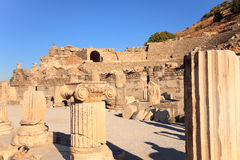 Ephesus ruins Royalty Free Stock Images