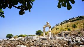 Ephesus royalty free stock photography
