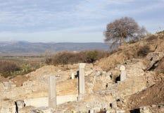 Ephesus Ruins Royalty Free Stock Photos