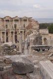 Ephesus ruins Stock Images