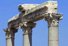 Ephesus site Stock Photo