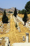 Ephesus site Royalty Free Stock Photos