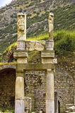 Ephesus temples Stock Photography