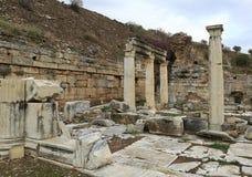 Ephesus, Turcja Zdjęcia Royalty Free