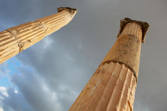 Ephesus in Turkey Stock Photo