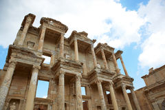 Ephesus in Turkey Stock Images