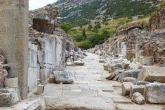 Ephesus in Turkey Stock Photography