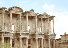 Ephesus in Turkey Royalty Free Stock Photography