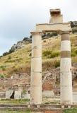 Ephesus in Turkey Royalty Free Stock Photos