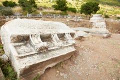 Ephesus in Turkey Stock Images