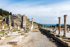 Ephesus, Turkey stock images
