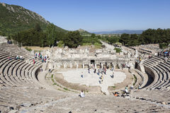 Ephesus, Turkey. The Bolshoi Theatre. Stock Photos