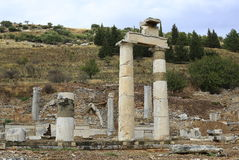 Ephesus, Turkey Royalty Free Stock Photography