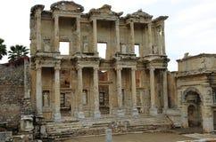Ephesus Turkiet Royaltyfri Bild