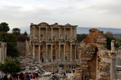 Ephesus Turkiet Royaltyfria Bilder