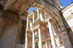 Ephesus, Turkije stock foto