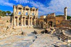 Ephesus, Turkije Royalty-vrije Stock Afbeeldingen